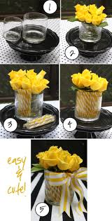 Flower Vase Crafts 35 Sweet Candy Centerpiece Ideas For Parties