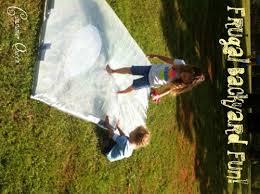 Backyard Slip N Slide Diy Frugal Slip N Slide For Backyard Fun