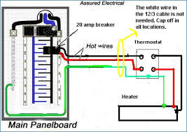 wiring diagram for eburn thermostat wiring diagram