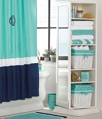 teal bathroom ideas cool blocking is cool we are loving this bathroom ideas
