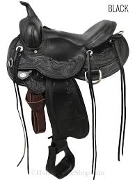Horse Saddle by To 17