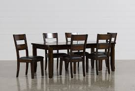7 Piece Dining Room Set by Rocco 7 Piece Extension Dining Set Living Spaces