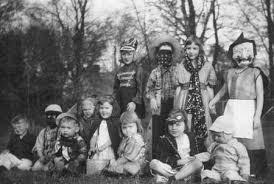 Halloween 1920s Costumes Creepy Vintage Halloween Costumes 1800 1959 Vintage Everyday
