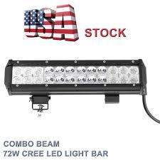 42 In Led Light Bar by Led Bundle Package 42