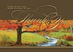 autumn by the lake cards for thanksgiving by the office