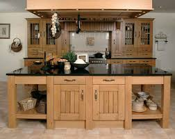 Wood Kitchen Designs Wonderful Wood Kitchen Designs With Black Glass Table Simple