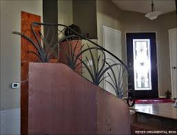 reyes ornamental iron bannister staiways
