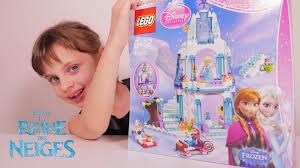 Chambre Reine Des Neiges by Lego Frozen Le Palais De Glace D U0027elsa Reine Des Neiges Disney
