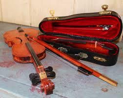miniature violins collectibles musical instruments replicas