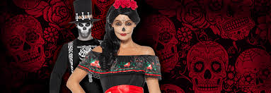 Dia De Los Muertos Costumes Day Of The Dead Costumes Smiffys Com