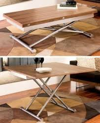 Coffee Table Converts To Dining Table Adjustable Height Coffee Dining Table Foter