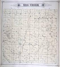 Plat Maps Iagenweb Pottawattamie Co Iowa Plat Maps 1885
