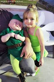 Tinkerbell Peter Pan Halloween Costumes 85 Halloween Twin Costumes Images Twin