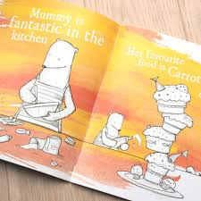 personalised mummy and me book by letterfest notonthehighstreet
