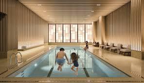 Indoor Pool Luxury Upper East Side Condos For Sale The Kent U2013 Amenities