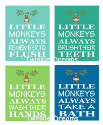 Monkey Bathroom Ideas by 24 Best Kids Bathroom Theme Ideas Images On Pinterest Kid