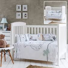 Classic Winnie The Pooh Nursery Decor Bedding Classic Pooh By Adairs Winnie The Pooh Quilt Covers