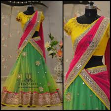 your official guide to find best half saree blouse designs keep