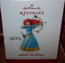 merida the archer 2013 hallmark disney pixar ornament harris