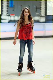 paris berelc u0026 aramis knight roller skating date photo 643442