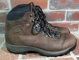 s outdoor boots in size 12 garmont synchro gtx s size 12 brown leather waterproof