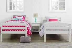 Bunk Bed With Mattress Set Walmart Wood Bunk Bed Set 2 Mattresses Just 179 Shipped