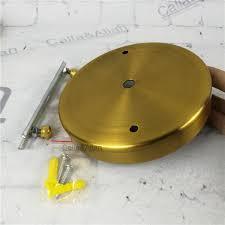 Pendant Light Canopy Sample Order Antique Brass Finish Iron Ceiling Plate Diy Pendant