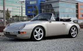 1990 porsche 911 convertible porsche 911 carrera cabriolet 1994 us wallpapers and hd images