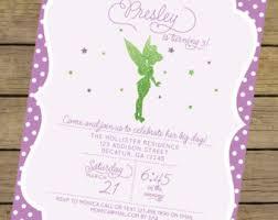 fairy birthday invitation fairy invitation flower invite