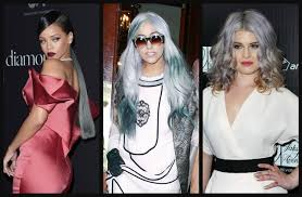 gray hair color trend 2015 12 gray dye jobs that will make you go silver like these celebrities