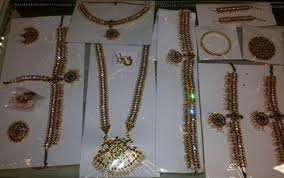 bharatanatyam jewellery at rs 2500 set traditional jewellery