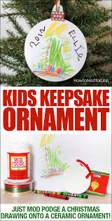 ornaments how to nest for less