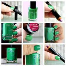 green nail polish for the bride emerald green pinterest