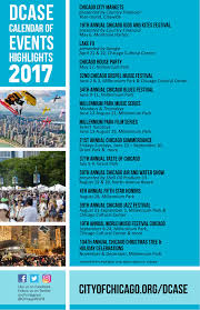 taste of chicago map city of chicago 2017 festival event dates