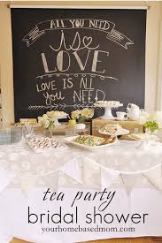 tea party bridal shower ideas tea party bridal shower e1376358970106 jpg let s party