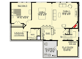 Open House Plans With Photos Storybook House Plan With Open Floor Plan 73354hs