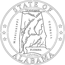 Facts About Georgia State Flag 17 Alabama State Flag Coloring Page Georgia State Flag Coloring