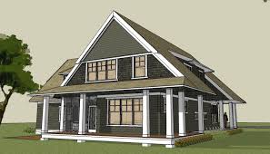 Cottage Building Plans Simply Elegant Home Designs Blog Modern Cottage House Plan Update