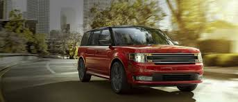 the 2016 ford flex redefines the convenient crossover