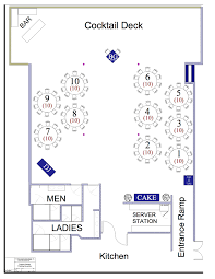 the boathouse floor plans taste catering