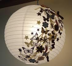 Luminaire Boule Ikea by Customiser Une Lampe En Papier Ikea Diy Ma Regolit Est