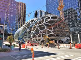 Amazon Seattle Map by Amazon Is Taking Over Seattle Business Insider