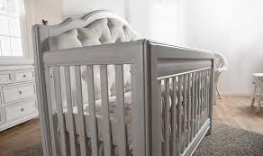 Pali Convertible Crib Cristallo Nursery Collection