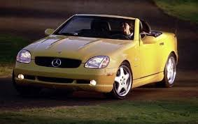 mercedes kompressor used 2000 mercedes slk class for sale pricing features