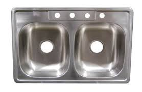 mobile home kitchen sinks 33x19 33 x 19 x 8 deep stainless steel sink h s mobile home supplies