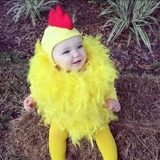 Infant Chicken Halloween Costume 35 Babies Halloween Costumes Couldn U0027t Cuter