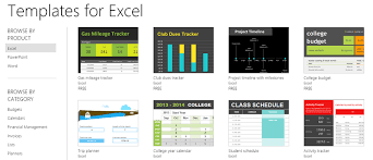 Office Excel Templates Introducing Office At Office Com Office Blogs