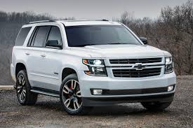 2018 tahoe full size suv 7 seater suv chevrolet