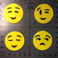 cookie emoji emoji cookie cutter set