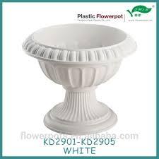kd2901w kd2905w urn garden planter plastic stone planters urns